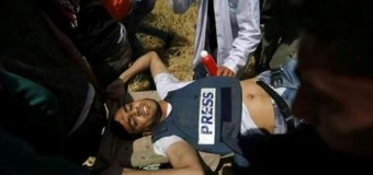 MUNDO – Palestina | Los judíos matan a 60 palestinos e hieren a 2.800 en los territorios que ocupan.
