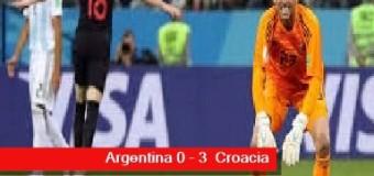 TV MUNDUS – Deporvida 333 | Argentina cae goleada por Croacia