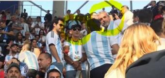 CORRUPCIÓN – Régimen | En medio de la crisis económica funcionarios del régimen macrista van al Mundial.