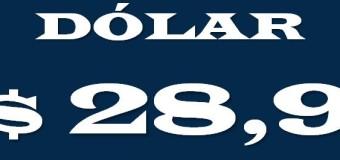 ECONOMÍA – Régimen | El Dólar Blue ya llega a $ 28,30.