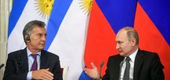 SELECCIÓN – Régimen | Macri había prometido ir a la final del Mundial de Rusia.