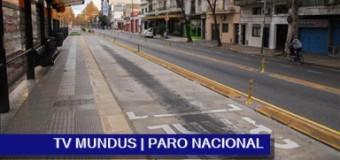 TV MUNDUS – Noticias 252 | Contundente PARO NACIONAL