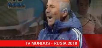 TV MUNDUS – Deporvida 331 | RUSIA 2018 | Comienza el gran Mundial