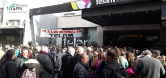 MEDIOS – Régimen | Aunque se burlaron de TV Mundus, nos solidarizamos con los trabajadores de TÉLAM.
