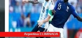TV MUNDUS – Deporvida 335 | Argentina fue eliminada del Mundial de Rusia 2018