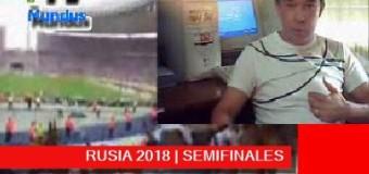TV MUNDUS – Deporvida 336 | Croacia y Francia a la final del Mundial de Rusia.