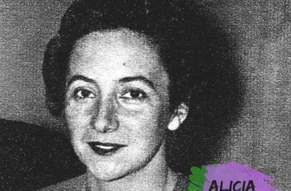 ALICIA EGUREN.