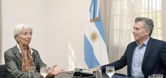 CORRUPCIÓN – Régimen |  Imputan por delito penal a Mauricio Macri por acuerdo inconsulto con el FMI.