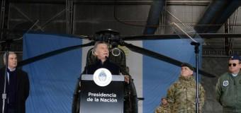 EDITORIAL – Militares | Macri nos quiere llevar al infierno de Colombia o México.