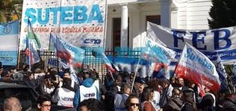 TRABAJADORES – Sindicalismo | El Sindicato Único de Trabajadores de la Educación de la Provincia de Buenos Aires (SUTEBA) cumplió 35 años.