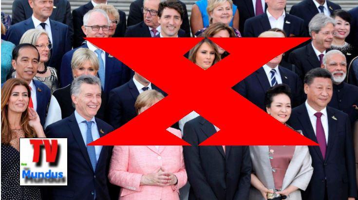 Estados Unidos evalúa la posibilidad de trasladar la Cumbre a Australia.
