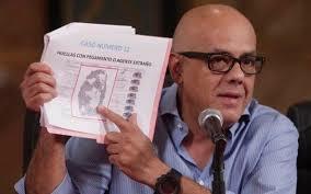 Jorge Rodríguez, Vicepresidente de Venezuela explicó la verdad de las migraciones.