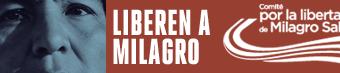 DERECHOS HUMANOS – Presos Políticos | Milagro Sala cumple cuatro años como presa política.