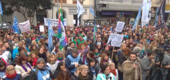 TRAGEDIA – Buenos Aires | Los docentes bonaerenses pararon por la tragedia de Moreno.