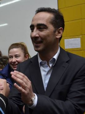 Ramiro Tagliaferro, ex amante de María Vidal e Intendente del régimen del PRO.