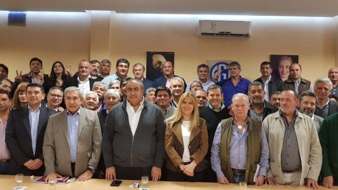 Los municipales se encontraron con la CTA de los Trabajadores y la CGT neomacrista.