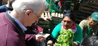 ALIMENTACIÓN – Régimen |  Feriazo de productores de alimentos contra el abuso de las cadenas comerciales.