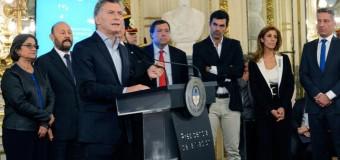 EDITORIAL – Régimen | El Presidente Macri se alía con los Gobernadores en contra de los Intendentes.