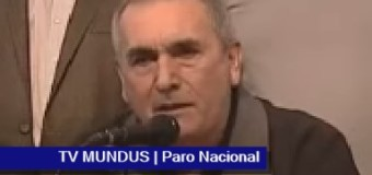 TV MUNDUS – Noticias 261 | Exitoso paro nacional contra el Gobierno en Argentina