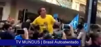TV MUNDUS – Noticias 258 |   Autoatentado del fascista brasileño Bolsonaro