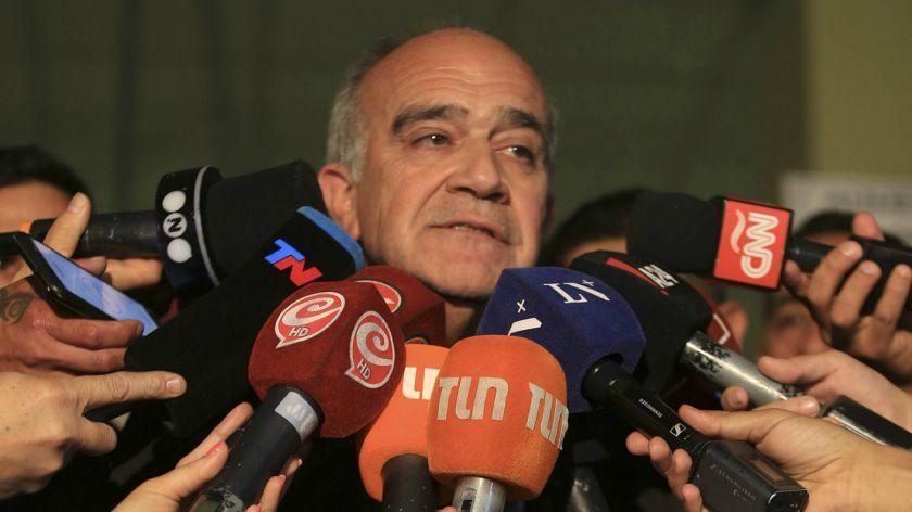 El Juez Carzoglio fue amenazado por los servicios de inteigencia del macrismo.