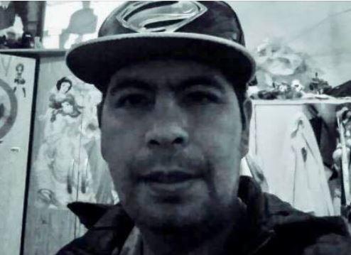 Rodolfo Orellana, de 33 años y cinco hijos, fue asesinado por la Policía de María Vidal.
