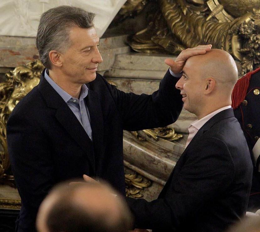 La renuncia de Martín Ocampo muestra las internas entre los jerarcas del regimen.