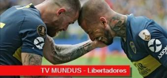 TV MUNDUS – Deporvida 339 |  Boca y River empataron en la primera final de la Libertadores
