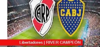 TV MUNDUS – Deporvida 341 | River ganó la Libertadores de la verguenza