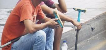 CABA – Régimen | Rodríguez Larreta criminalizó a los limpiavidrios y cuidacoches.
