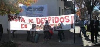 TRABAJADORES – Régimen | Adidas despide 600 trabajadores en Chivilcoy.