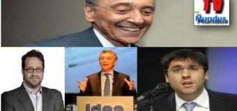 CENSURA – Régimen | El régimen, con apoyo de Diego Bossio y el hijo de Lavagna quieren censurar a la prensa escrita.