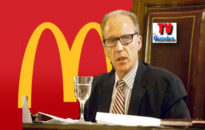 Rosenkratz planificó una quiebra que favoreció a Mc Donalds y perjudicó al resto de las acreedores.