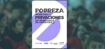 POBREZA – Régimen | Según UNICEF el 48 % de los niños argentinos es pobre.