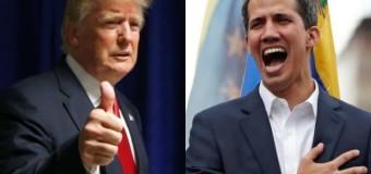 REGIÓN – Venezuela | El terrorista Juan Guaidó estaría escondido en alguna delegación diplomática extranjera.