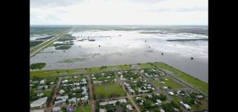 INUNDACIONES – Argentina | Cerca de 5.000 autoevacuados por inundaciones. El Estado ausente y Macri lo vio desde el avión.
