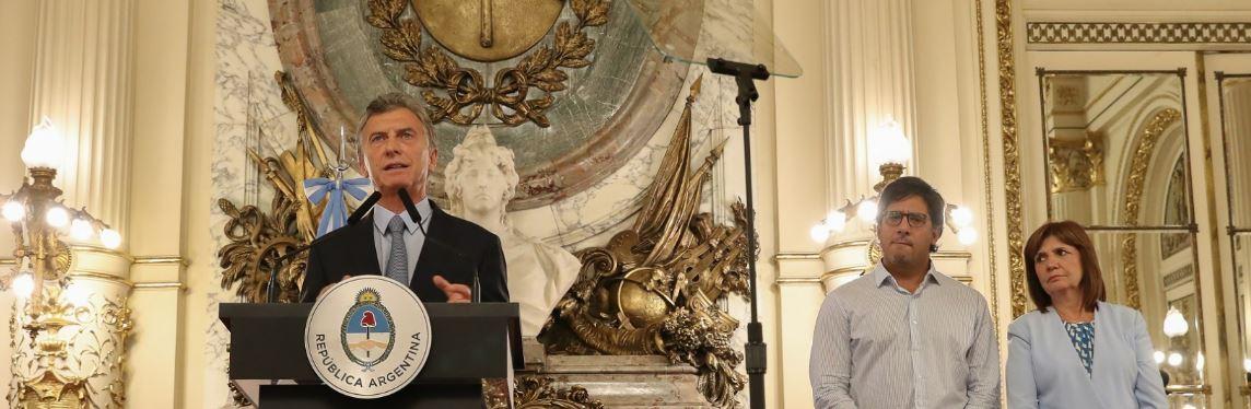 Macri comenzó con las cortinas de humo electorales. No quieren que se hable de la crisis económica que provocó. La peor desde 1991.
