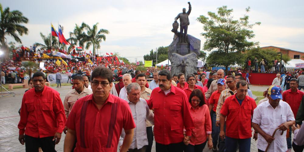 Nicolás Maduro juramentará su nueva Presidencia el 10 de enero próximo.