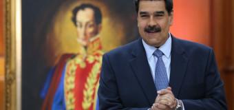 REGIÓN – Venezuela | Júbilo del pueblo venezolano ante el juramento de Nicolás Maduro.