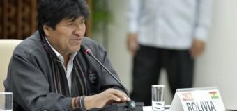 REGIÓN – Bolivia | Evo Morales se asilará en la Argentina.