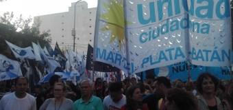 TARIFAZOS – Régimen | Importantes marchas de las Antorchas en Mar del Plata y Santa Fé.