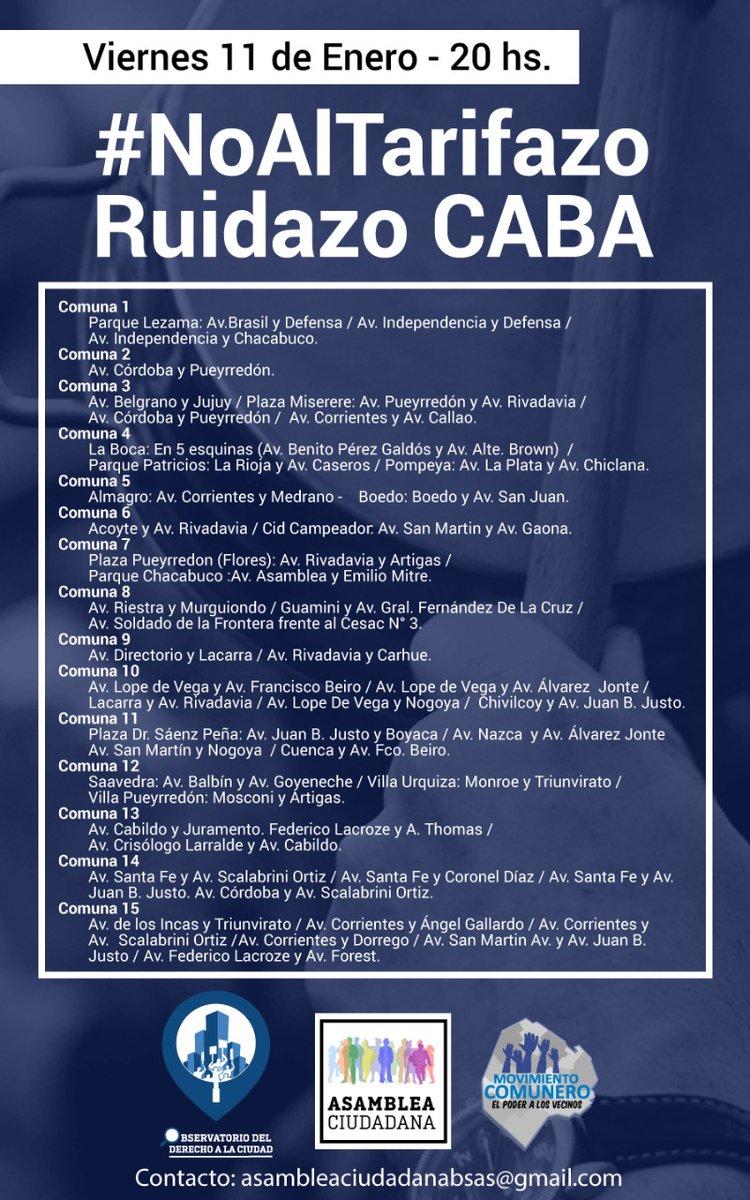 Ruidazo_CABA_Lugares