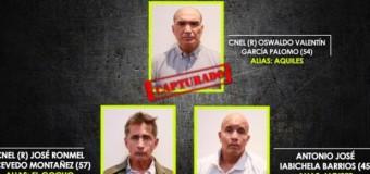 REGIÓN – Venezuela | Capturan a grupo terrorista contratado por Borgues para cometer plan desestabilizador