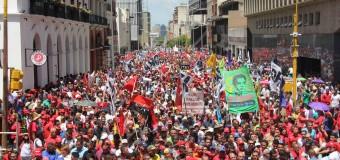 REGIÓN -. Venezuela | Presidente Maduro ratificó que EEUU dirige un golpe de Estado contra Venezuela