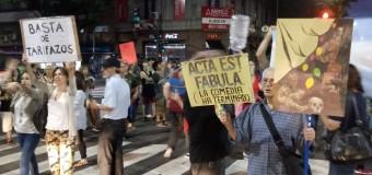 RUIDAZO – Régimen | Cuarto ruidazo con cada vez más indignación hacia el Gobierno de Macri.