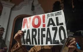 tARIFAZO_no