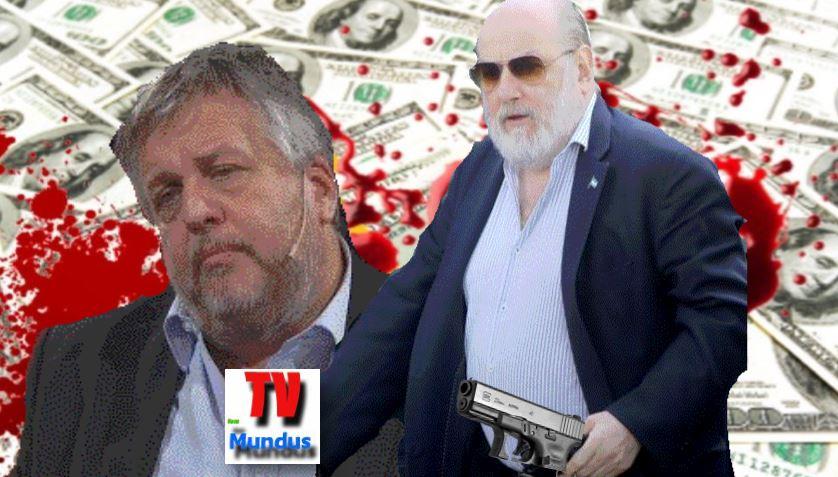 El fiscal extorsionador y el Juez antiperonista Claudio Bonadío.