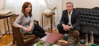 EDITORIAL – Peronismo | Cristina Fernández recibió a Felipe Solá y en los próximos días lo haría con Duhalde.