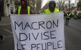 MUNDO – Francia | Macron todavía no renuncia a pesar del caos en Francia.