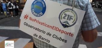 RUIDAZO NACIONAL – Régimen | Nueva protesta en contra de los tarifazos y las políticas antipopulares del macrismo.